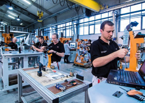 CPS_Audi Neckarsulm Werkzeugbau