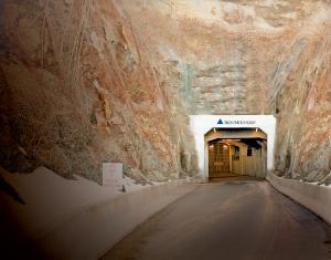 Iron Mountain_Iron Mine_Pennsylvania_Entrance